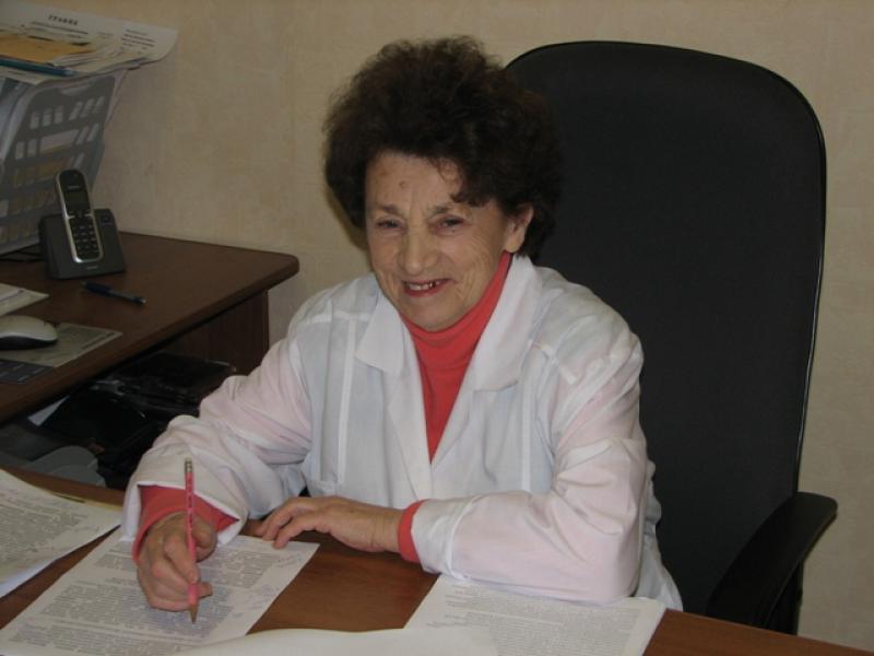 Зоя рашидбековна невропатолог